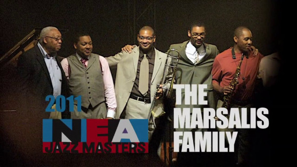 2011 NEA Jazz Masters Tribute to the Marsalis Family