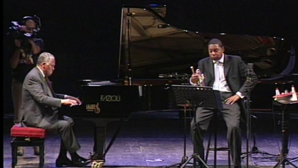Django - Wynton Marsalis and John Lewis at Umbria Jazz 2000