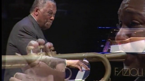 Willow Weep for Me - Wynton Marsalis and John Lewis at Umbria Jazz 2000