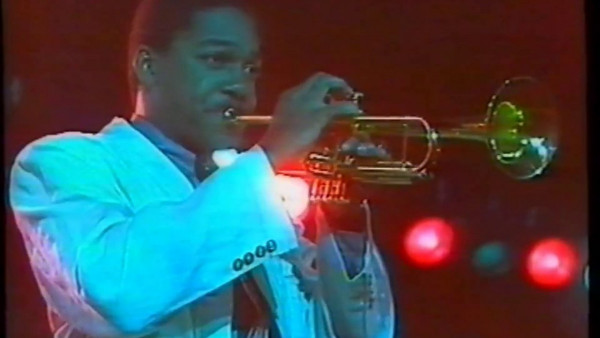 Wynton Marsalis Quartet at North Sea Jazz Festival 1987