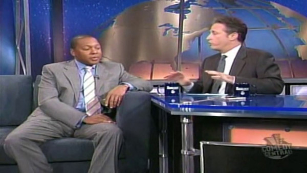 Wynton Marsalis on The Daily Show with Jon Stewart (2004)