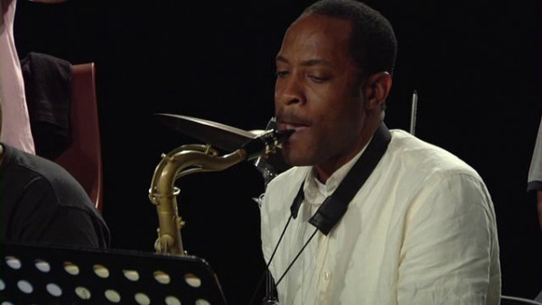 Them There Eyes (rehearsal) - Wynton Marsalis Quintet with Richard Galliano