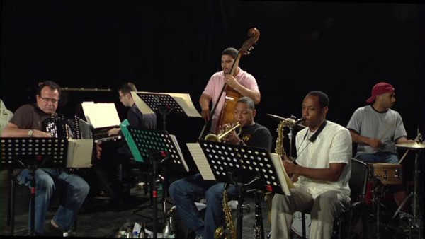 What A Little Moonlight Can Do (rehearsal) - Wynton Marsalis Quintet with Richard Galliano