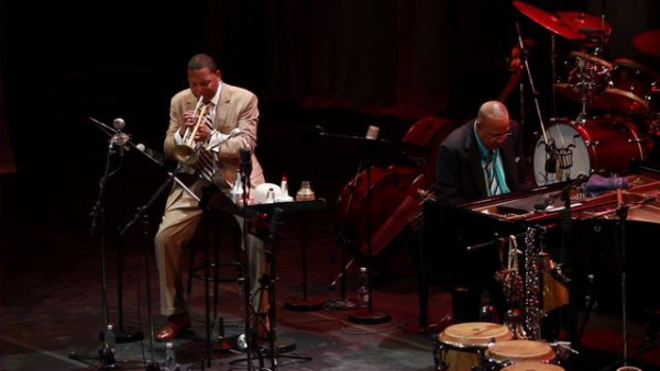 Embraceable You - Wynton Marsalis and Chucho Valdes live in Havana