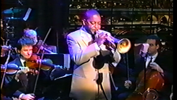 Spring Will Be A Little Late This Year - Wynton Marsalis on Late Show with David Letterman