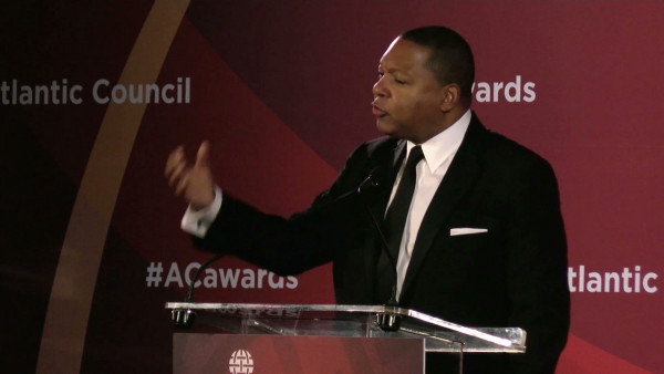 Wynton Marsalis' acceptance speech at Global Citizen Awards 2016