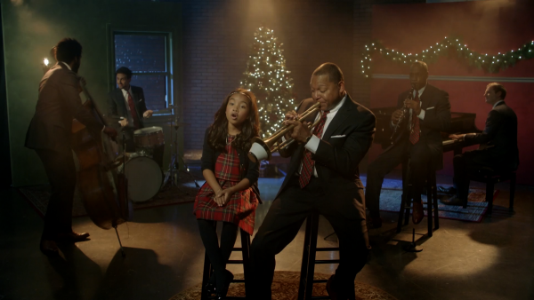 Jingle Bells - Wynton Marsalis & Friends for Brooks Brothers