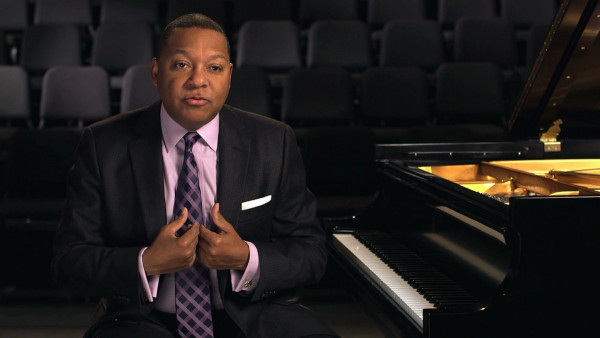 Speaking Jazz: Wynton Marsalis on Jazz Improvisation - Juilliard Open Studios