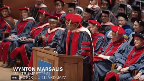 dr. morrows graduation speech