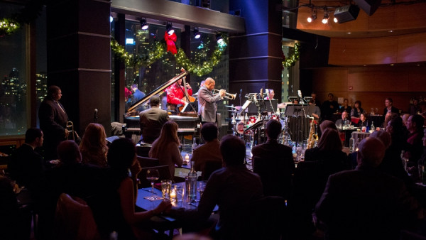 NYE 2013 - Wynton Marsalis Septet live at Dizzy's Club