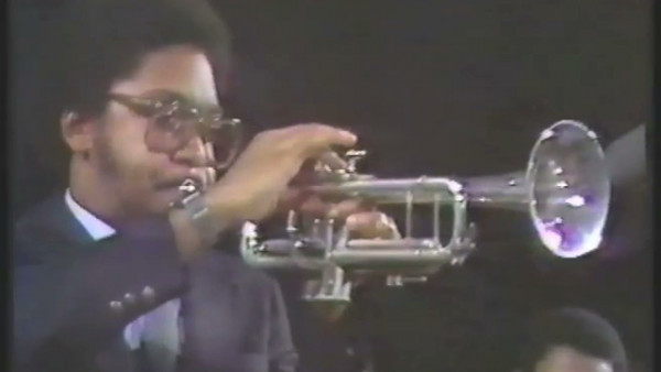 "Say, Dr . ""J"" - Wynton Marsalis with Art Blakey and The Jazz Messengers in Antibes (1980)"