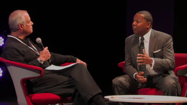 "Wynton Marsalis talking on ""Art and the Creative Process"" at IdeaFestival 2014"