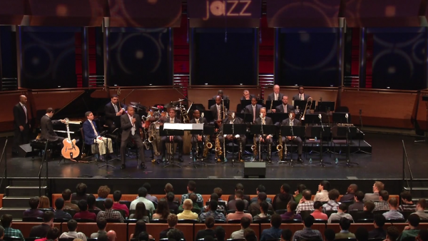 Essentially Ellington 2015: Q&A with Wynton Marsalis