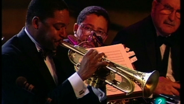 Things To Come - JLCO with Wynton Marsalis at Vitoria Jazz Festival 1995