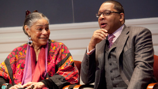 "Wynton Marsalis Visits HGSE: ""Educating for Moral Agency and Engaged Citizenship"""
