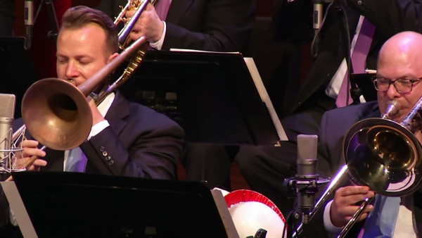Youthful Bliss - JLCO with Wynton Marsalis featuring Christian McBride