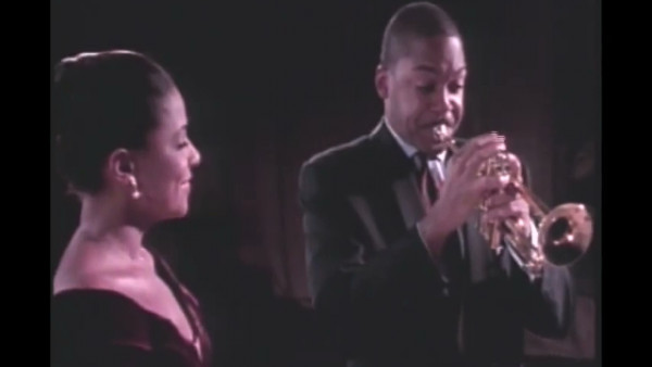 Baroque Duet - Wynton Marsalis with Kathleen Battle (clip 1)