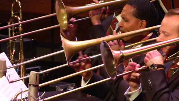 Begin The Beguine - JLCO with Wynton Marsalis featuring Rubén Blades