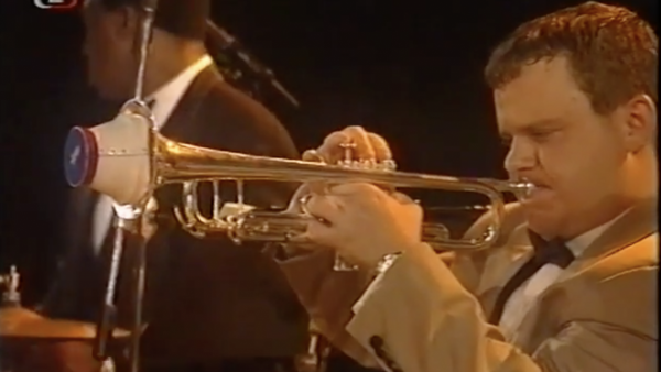 Big Jim Blues - Jazz at Lincoln Center Orchestra with Wynton Marsalis in Prague (1998)