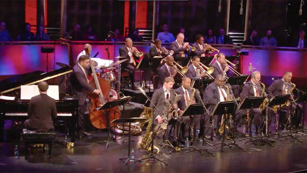 Bold, Naked and Sensational (from Untamed Elegance) - JLCO with Wynton Marsalis