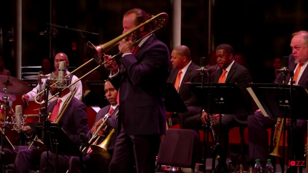The Business of America Is Business (from Untamed Elegance) - JLCO with Wynton Marsalis