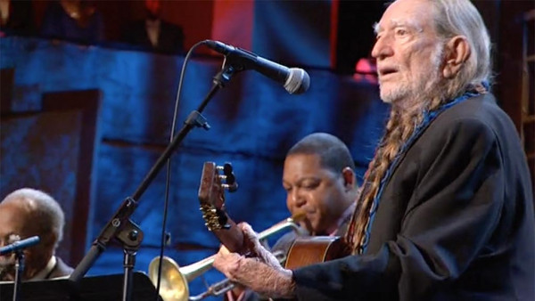 Caldonia - Wynton Marsalis Quintet with Willie Nelson