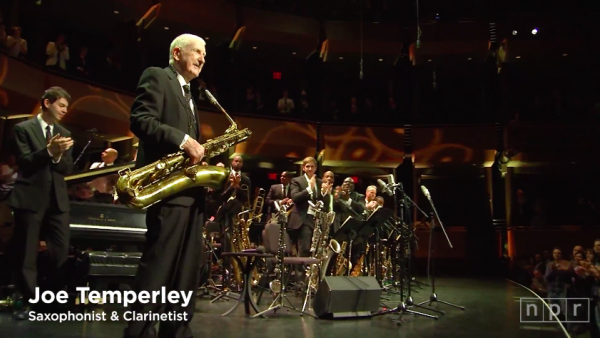 Celebrating Joe Temperley - Wynton Marsalis with Jazz at Lincoln Center Orchestra