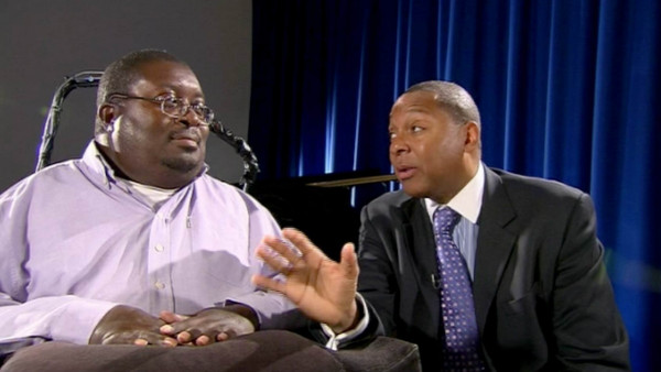 Clarence Adoo and Wynton Marsalis - Music: The Sound of Hope