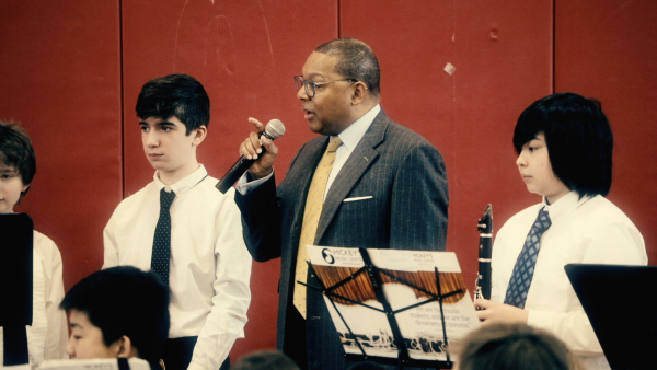 Cornell University: Wynton Marsalis on his visit to Cornell and Ithaca