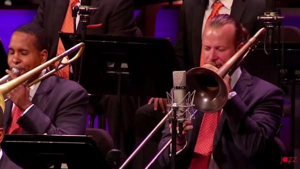 "The ""It"" Thing (from Untamed Elegance) - JLCO with Wynton Marsalis"