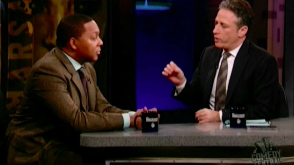 Wynton Marsalis on The Daily Show with Jon Stewart (2007)