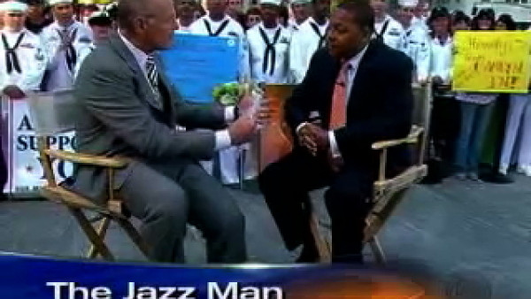 "Wynton on ""In This House, On This Morning""- CBS The Early Show"