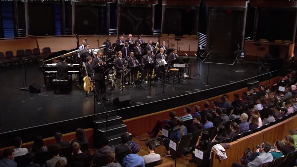 Essentially Ellington 2016: Q&A with Wynton Marsalis