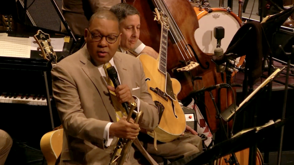 Essentially Ellington 2017: Q&A with Wynton Marsalis