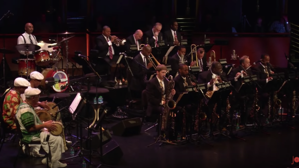 Elegua - Jazz at Lincoln Center Orchestra with Wynton Marsalis