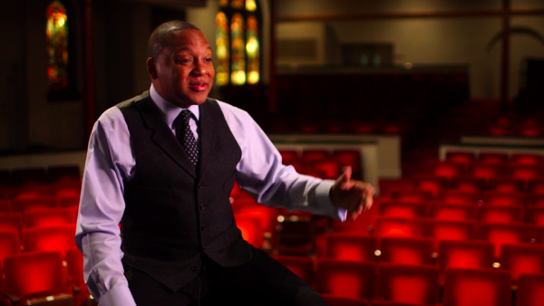 Nicky and Wynton: The Making of a Concerto (trailer) – Wynton