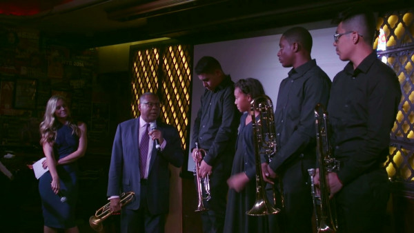 The Harmony Program's Fall Benefit with Wynton Marsalis
