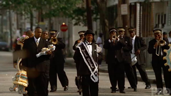 "HBO series ""Treme"" (teaser trailer)"