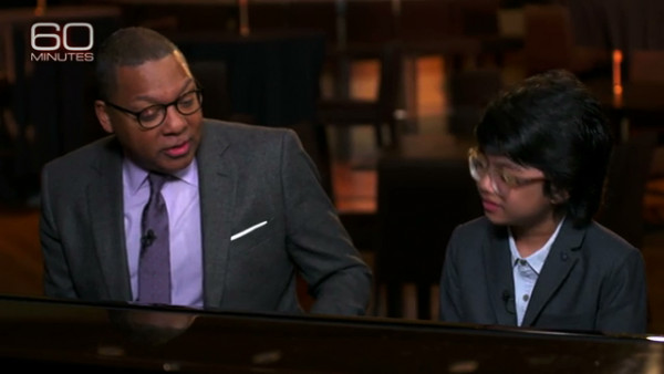 Little Jazz Man - CBS 60 Minutes