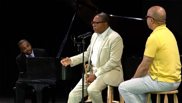 "Wynton Marsalis at ""KentPresents Idea Festival"" 2018"
