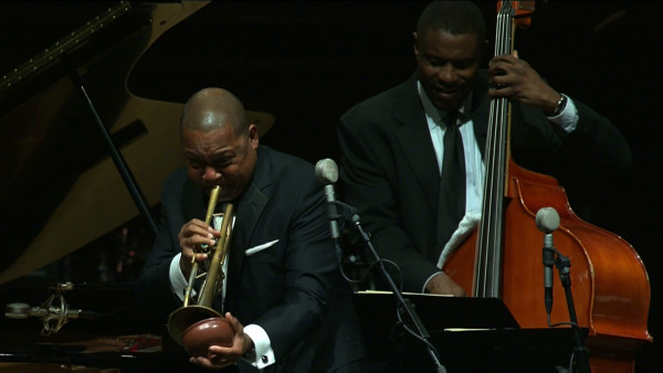 Marian Anderson Award (performance and speech) - Wynton Marsalis Septet