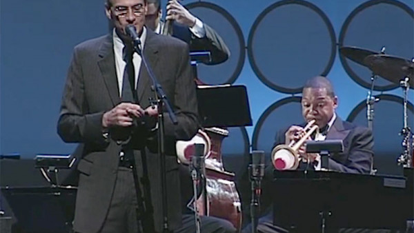 Mean Old Man - Wynton Marsalis Septet featuring James Taylor