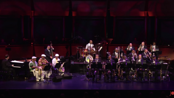 Moyuba (Intro) - Jazz at Lincoln Center Orchestra with Wynton Marsalis