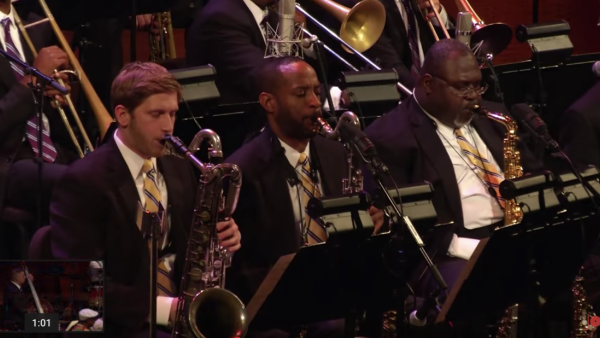 Oya - Jazz at Lincoln Center Orchestra with Wynton Marsalis