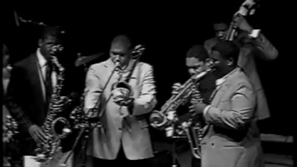 The Majesty of the Blues - Wynton Marsalis Septet at Le Grand Rex Paris (1988)