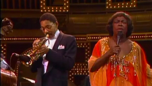 September Song - Wynton Marsalis and Sarah Vaughan with the Boston Pops