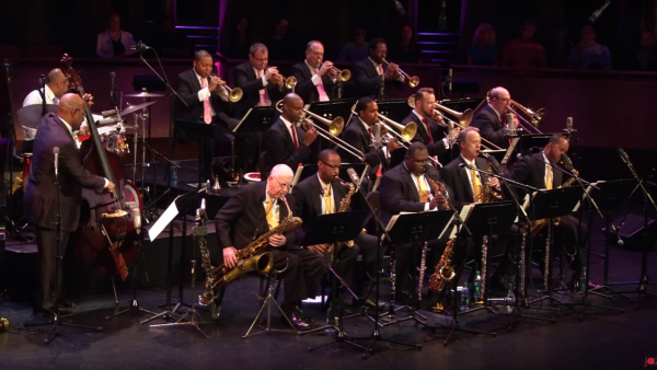 Thermo - JLCO with Wynton Marsalis featuring Christian McBride