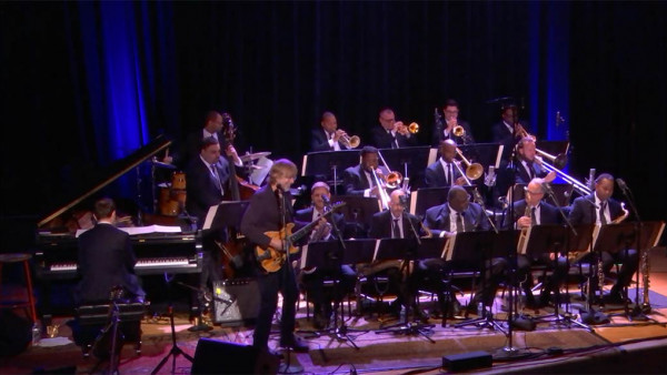 "Blaze On - Trey Anastasio and the JLCO with Wynton Marsalis at ""Live from Here"""