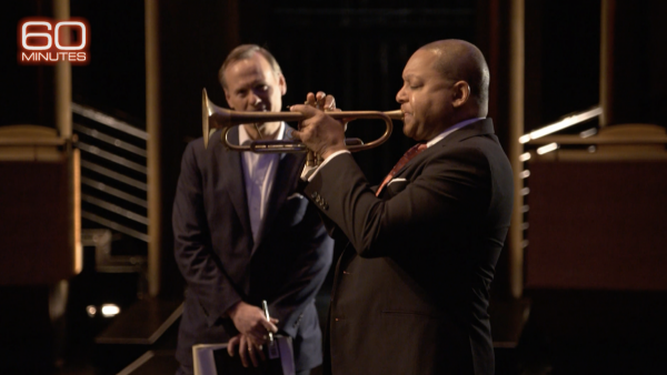 "Wynton Marsalis on late father Ellis Marsalis - CBS ""60 Minutes"""