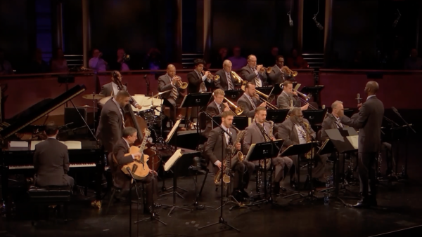 Black, Brown and Beige (album trailer) - JLCO with Wynton Marsalis
